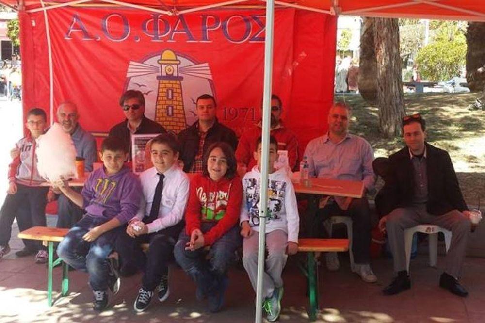 Φάρος Κερατσινίου: «Τελικός» με Κρόνο (photos)