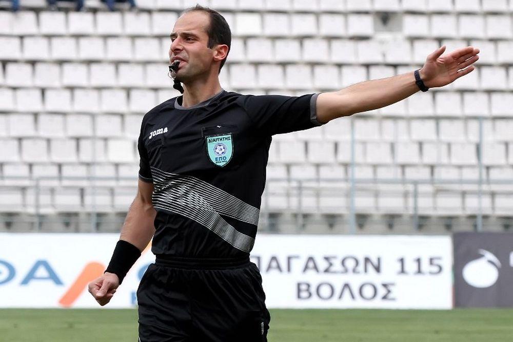 Football League: Οι διαιτητές της 26ης αγωνιστικής
