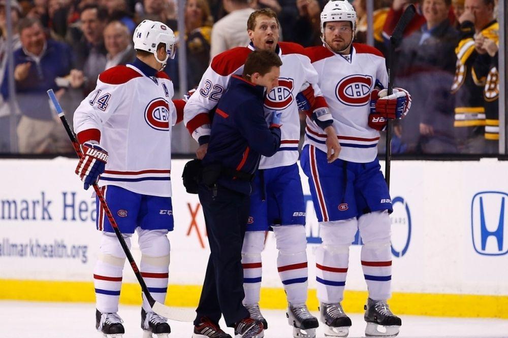 NHL: Δύο απώλειες για Κανάντιενς