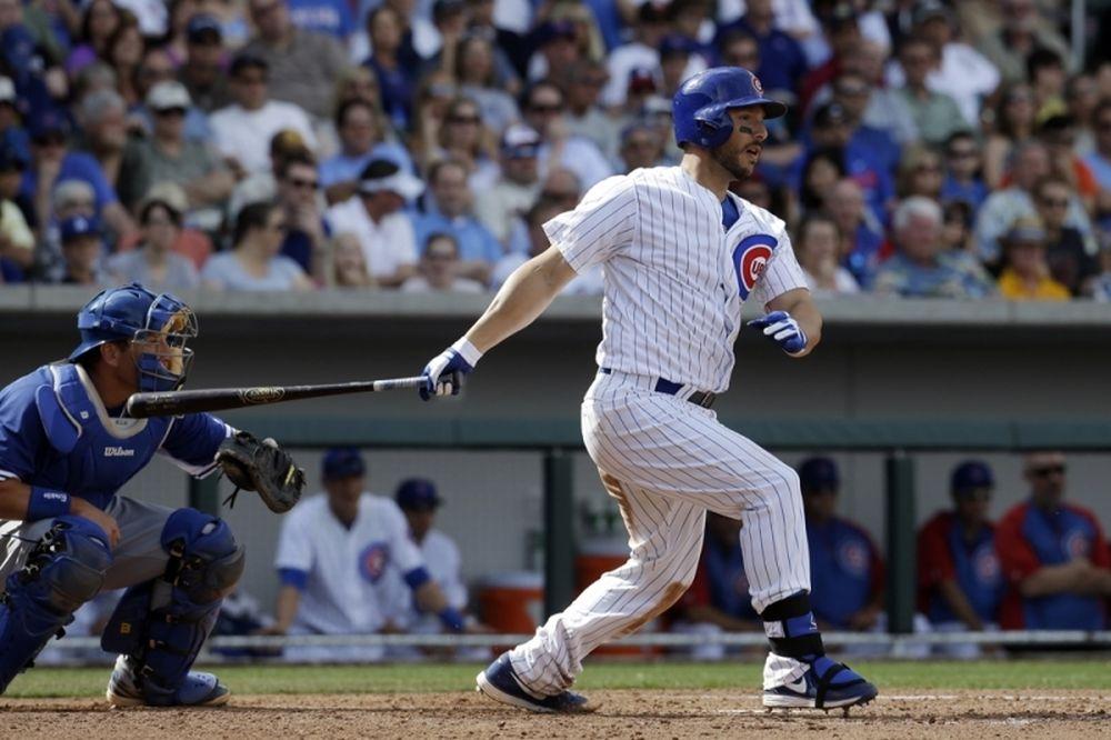 MLB: Τέλος ο Κοτταράς από Καμπς