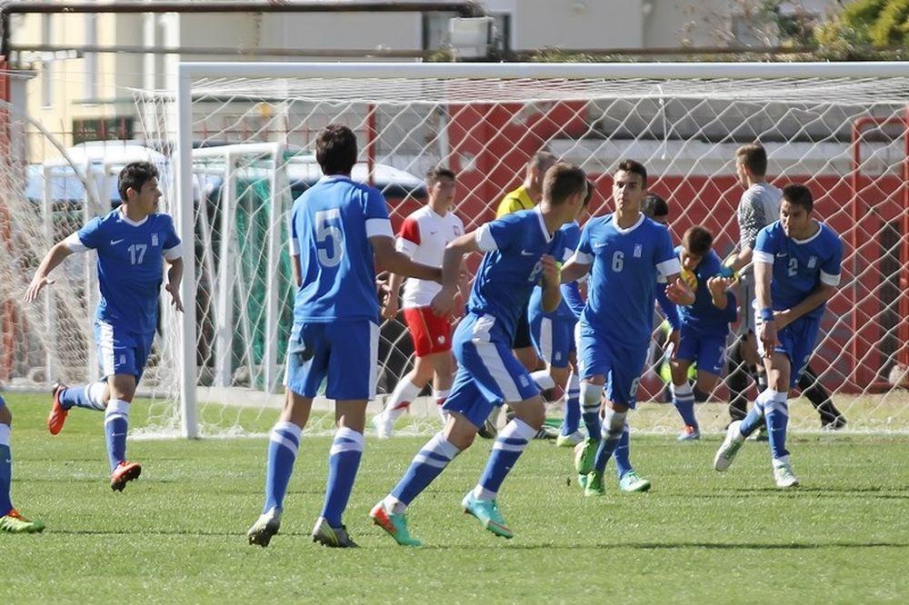 Εθνική Παίδων: Μονόδρομος με Τουρκία