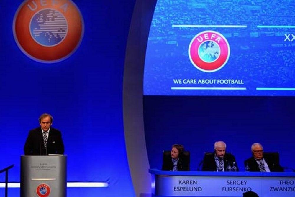 UEFA: Θεσπίζεται το Nations League