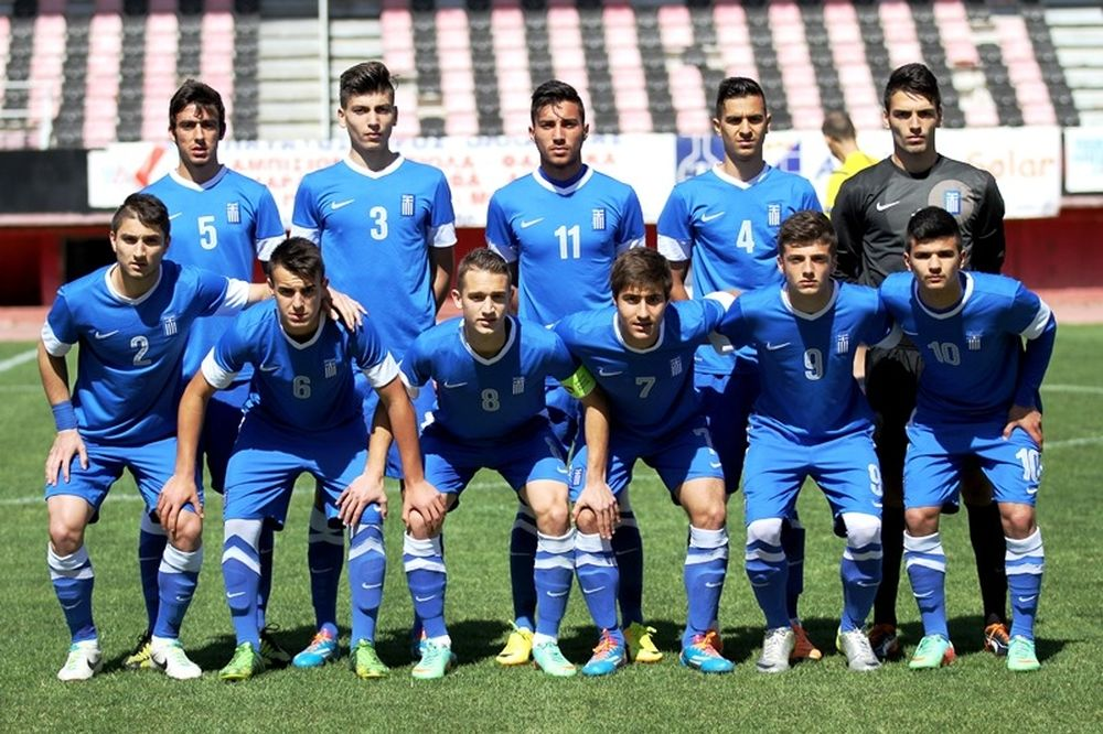 Εθνική Παίδων: Ήττα από Τουρκία και αποκλεισμός