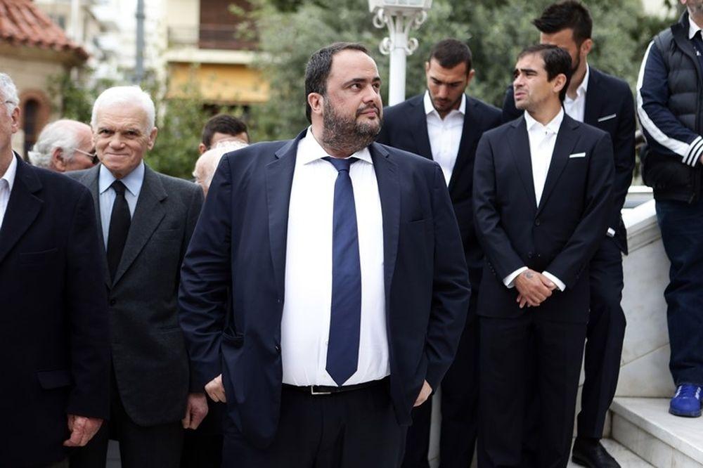 Μαρινάκης: «Οδηγός για μένα οι αρχές του Νταϊφά»
