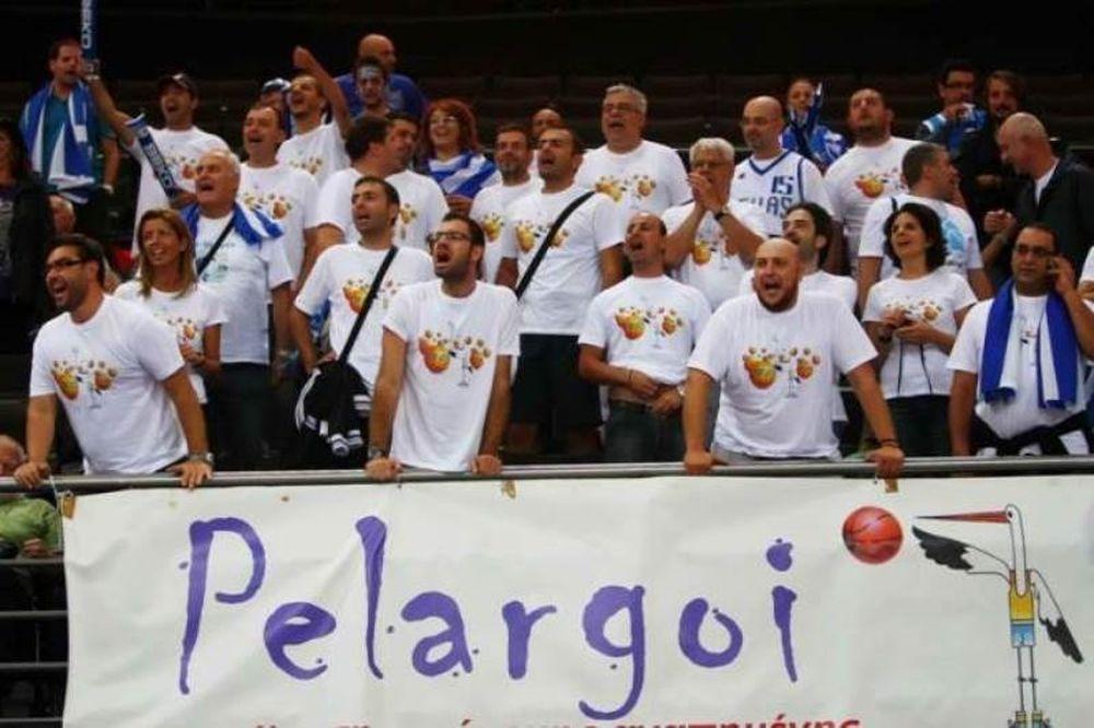 Εθνική Ελλάδας: Πάνε Ισπανία οι Πελαργοί