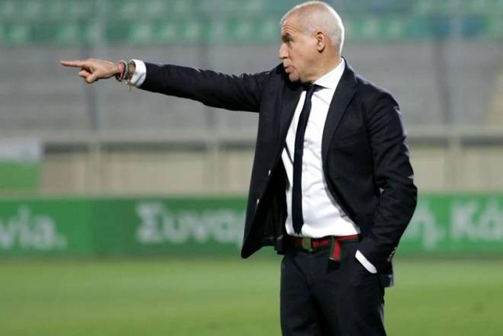Αναστόπουλος: «Κοιτάμε την ομάδα μας»