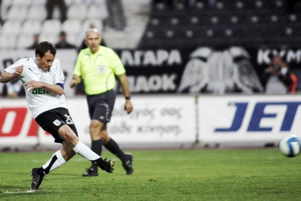 ΠΑΟΚ: Το τελευταίο γκολ του Γεωργιάδη