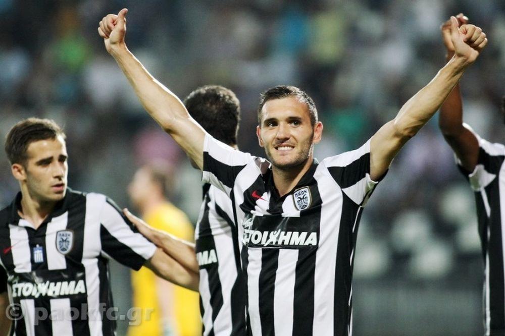 ΠΑΟΚ: Fans Man of the Match ο Λούκας