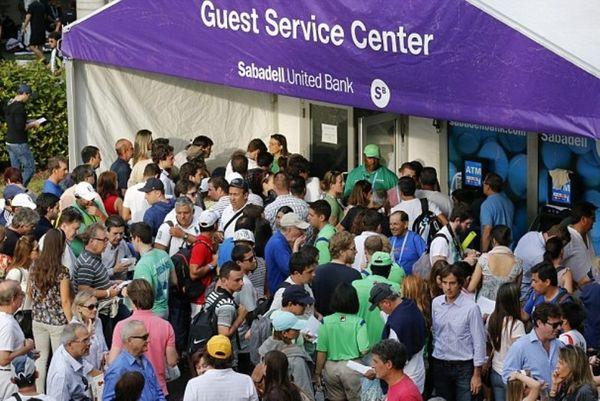 Miami Sony Open: Οργή... λαού για Ναδάλ και Τζόκοβιτς (videos)