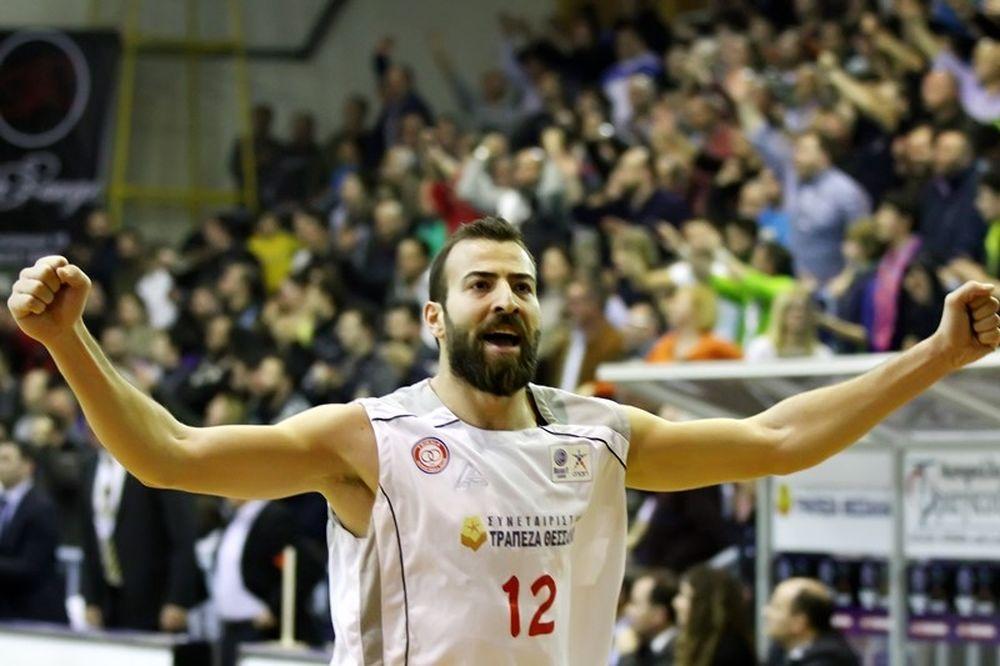 Δεληγιάννης: «Ανταγωνιστικοί με Ολυμπιακό»