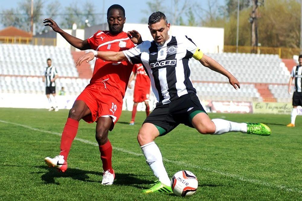 Έκλεισε θετικά ο Τύρναβος, 2-0 τα Γιαννιτσά
