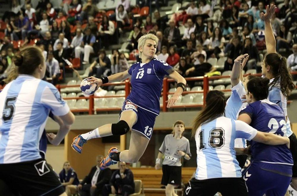 Εθνική Χάντμπολ Γυναικών: Για το χάλκινο με Βέλγιο (photos)