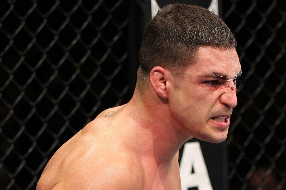UFC Fight Night 45: Ψάχνει… ανάσα ο Diego Sanchez