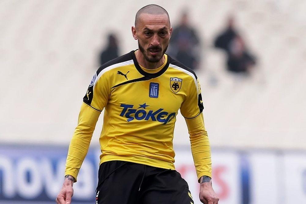 Τσιρίλο: «Να σας αφήσω με την ΑΕΚ στη Super League»