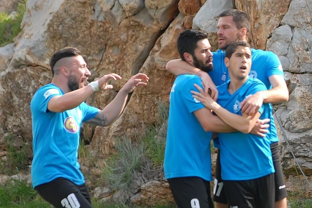 «Αντίο» με νίκη για την Μαγούλα, 3-2 τον Φωκικό