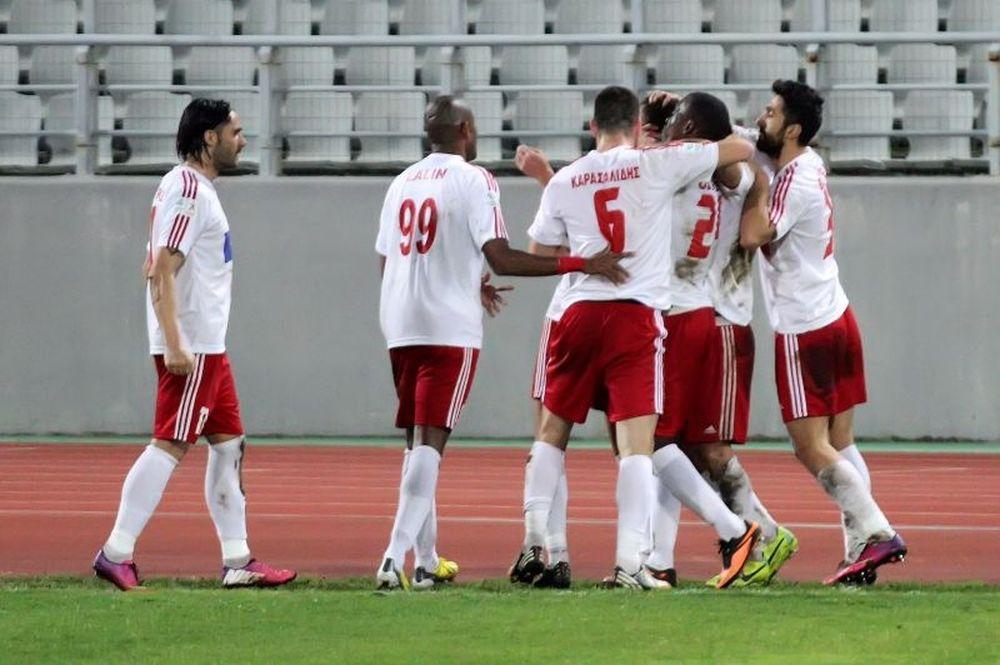 Έκλεισε με ανατροπή ο Πανηλειακός, 2-1 τον Αχαρναϊκό