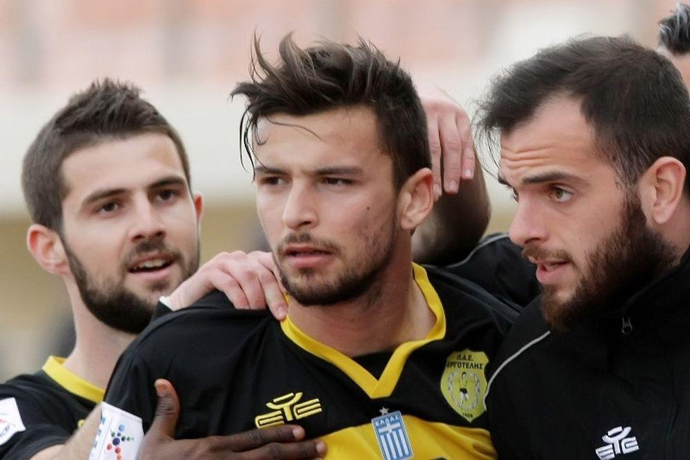 Εργοτέλης - ΠΑΣ Γιάννινα 1-0: Το γκολ του αγώνα