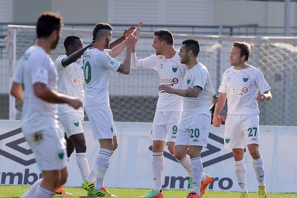 Λεβαδειακός - ΟΦΗ 2-1: Τα γκολ του αγώνα (video)