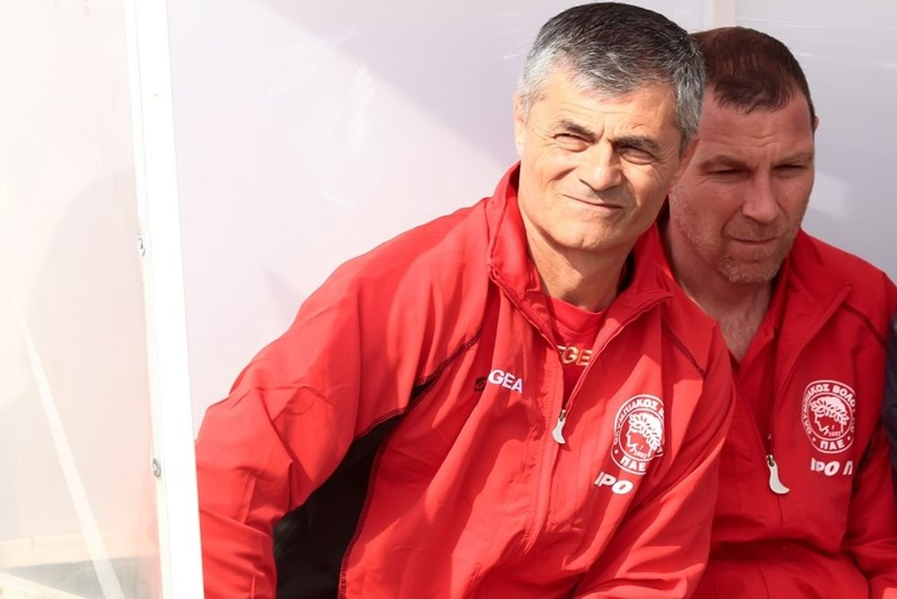 Κοκότοβιτς: «Θα πετύχουμε τον στόχο της Super League»