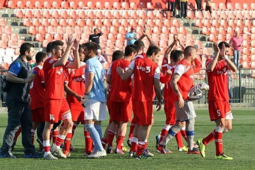 Μακεδονικός – Πανσερραϊκός 0-2