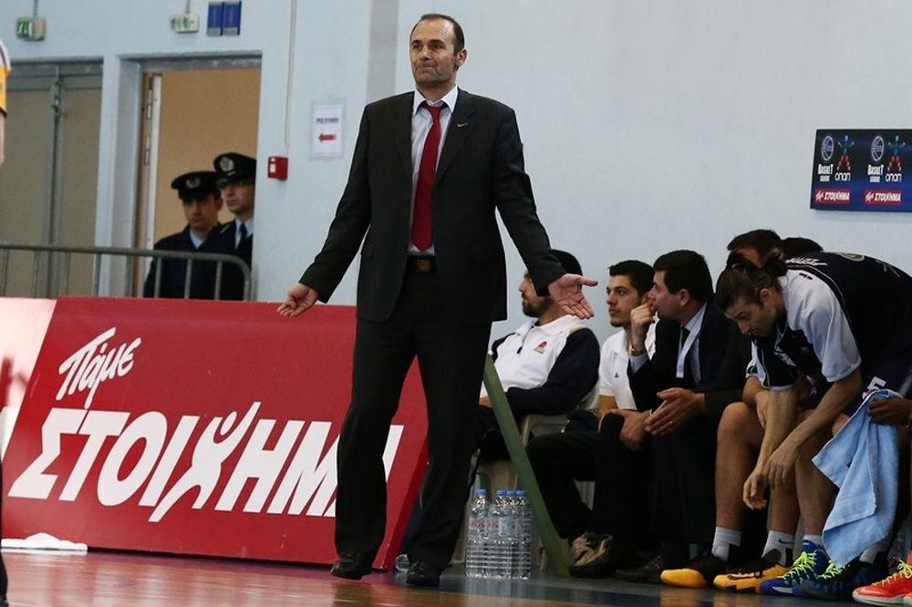Καλαφατάκης: «Τι θέλουν, προπονητές μαριονέτες;»