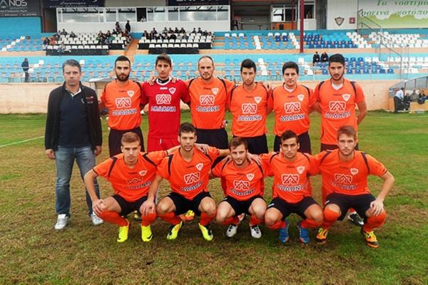 Δόξα Κρανούλας-Καστοριά 2-2