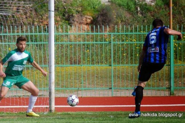 Χαλκίδα – Αμπελωνιακός 2-0