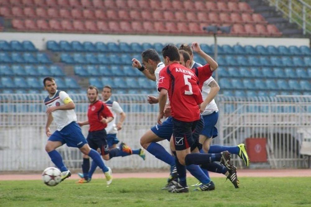 Τρίκαλα – Κύμη 1-0
