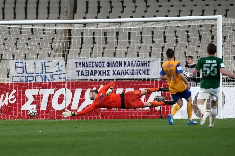 ΑΕΛ Καλλονής-Πανθρακικός 2-0: Τα γκολ του αγώνα (video)