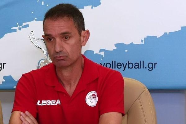 Νικολάκης: «Να πανηγυρίσουμε για τον Ολυμπιακό»