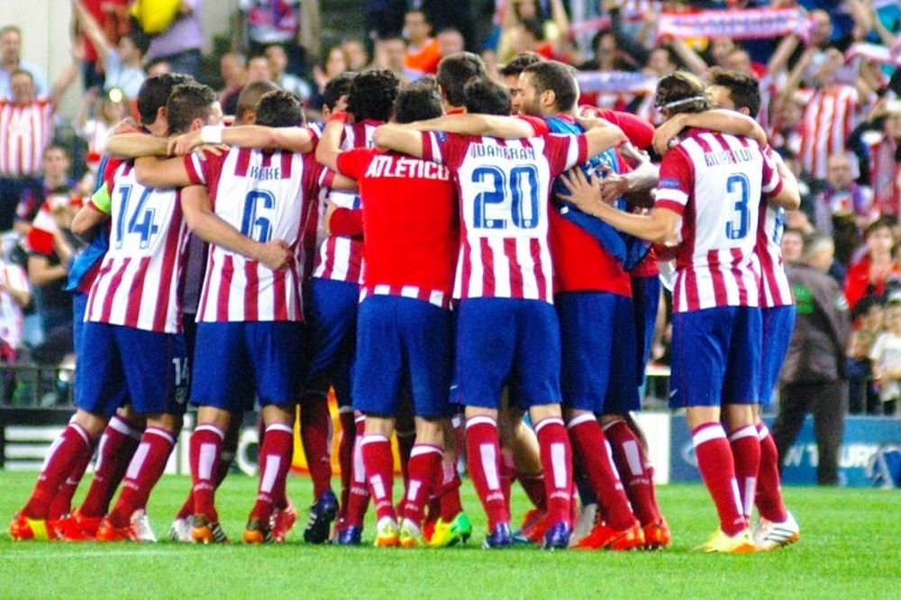 «Χωρίς ταβάνι η Ατλέτικο Μαδρίτης»