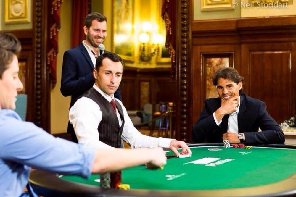 Ράφα Ναδάλ: Έχασε από γυναίκα στο πόκερ! (videos)