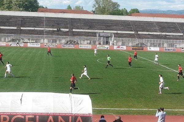 Τρίκαλα – Καρδίτσα 2-0