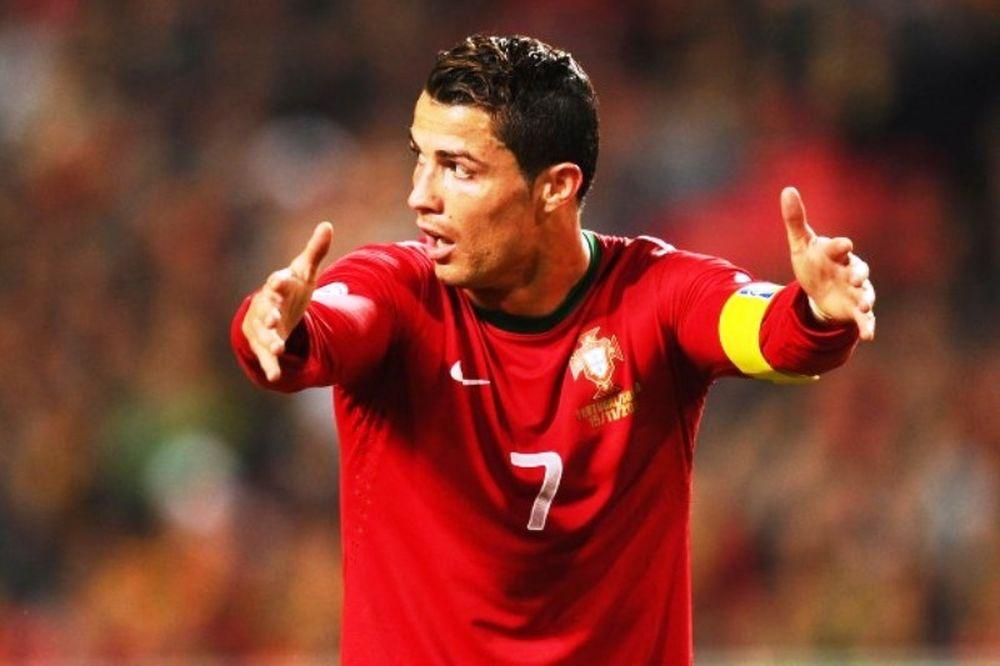 Ρονάλντο: «Να σηκώσω το Μουντιάλ»