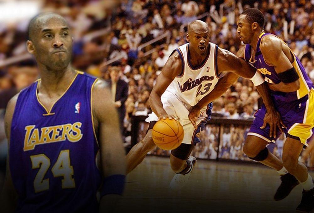 Η απόλυτη σύγκριση του NBA στο Onsports: Κό(μ)πι τον Τζόρνταν! (photos+videos)