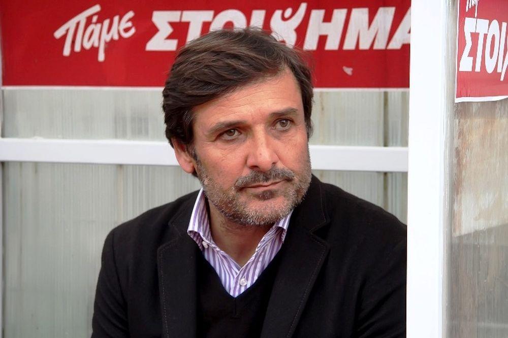 Καραγεωργίου: «Περιμένουμε να δούμε ποδόσφαιρο στον τελικό»