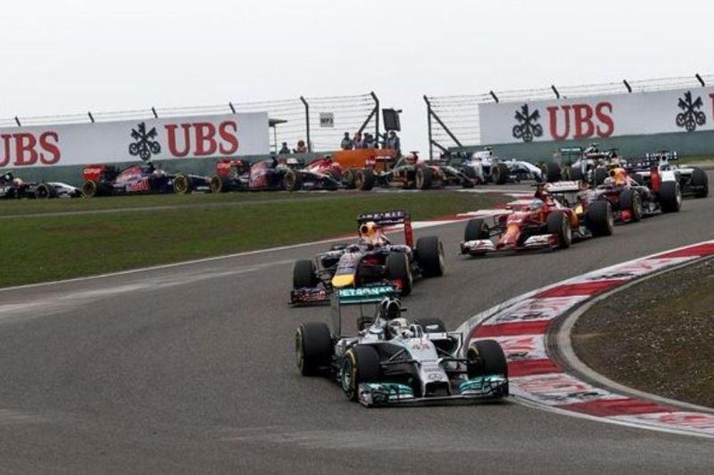 Formula 1: Πέταγε… φλόγες στην Κίνα ο Χάμιλτον!