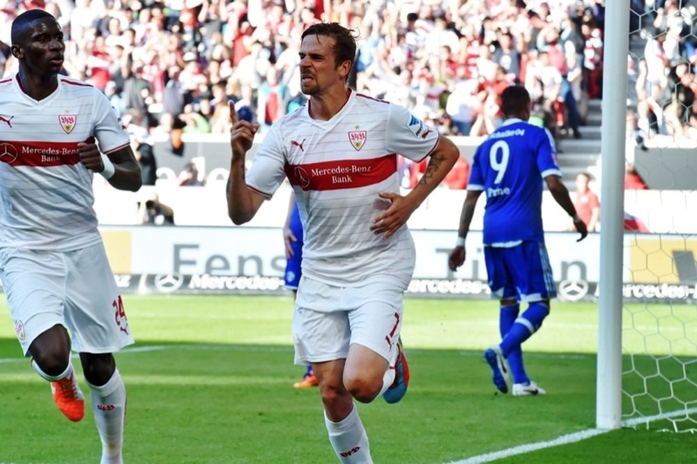 Νίκη παραμονής για Στουτγκάρδη, 3-1 τη Σάλκε (videos)