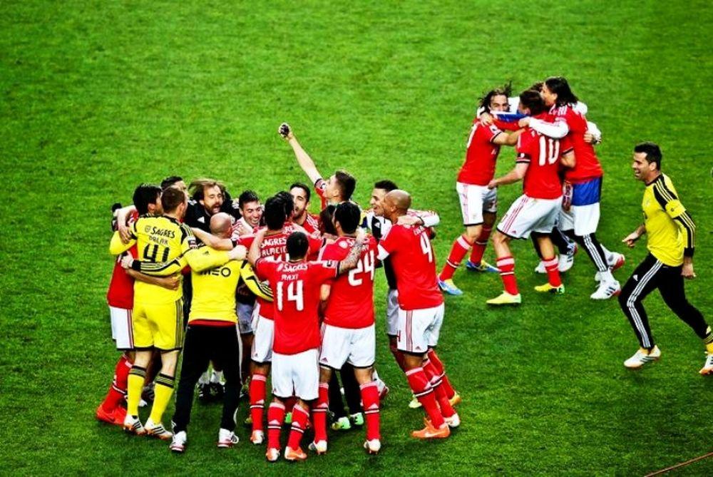 Πρωταθλήτρια Πορτογαλίας η Μπενφίκα (video)