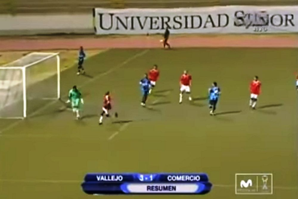 Απίστευτο Unfair play στο Περού! (video)