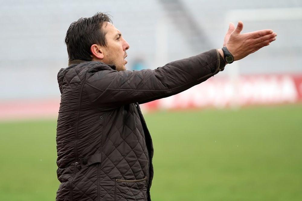 Παπαδόπουλος: «Εμπιστεύομαι τους παίκτες του Ηρακλή»