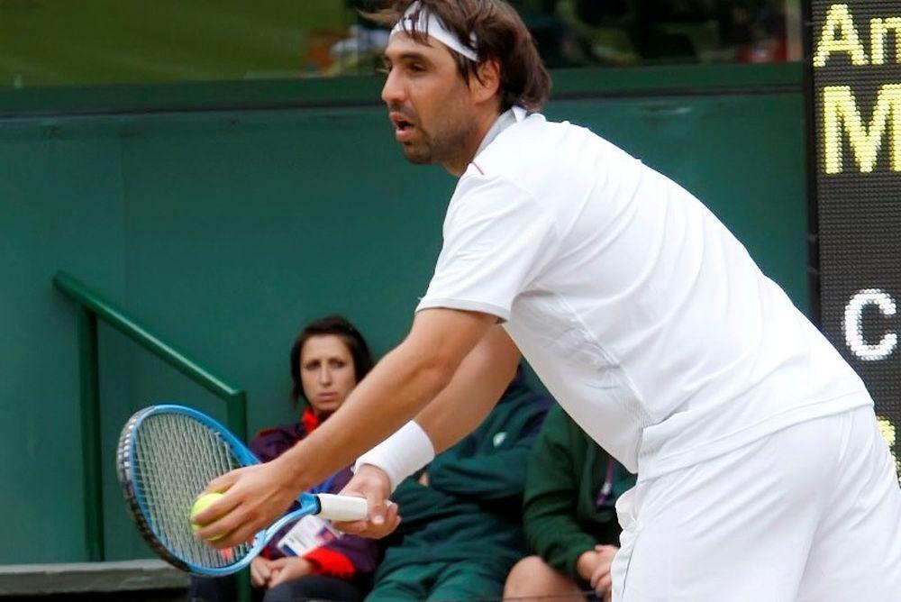 Τένις: Άνοδος για Παγδατή και Φερέρ