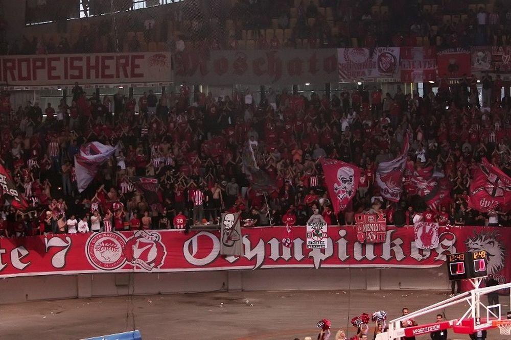 Ολυμπιακός: «Φωτιά» το ΣΕΦ (video)