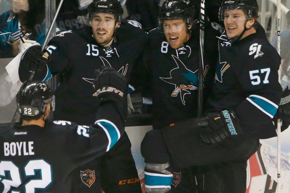 NHL: Εύκολα στο 2-0 οι Σαρκς (videos)