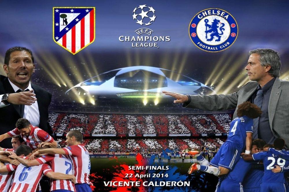 Champions Bet: Ατλέτικο Μαδρίτης-Τσέλσι