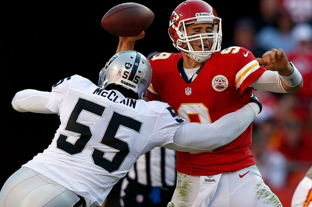 NFL: Τα παράτησαν McClain και Costa