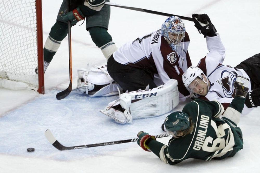 NHL: «Μεγάλο» γκολ για Granlund (videos)