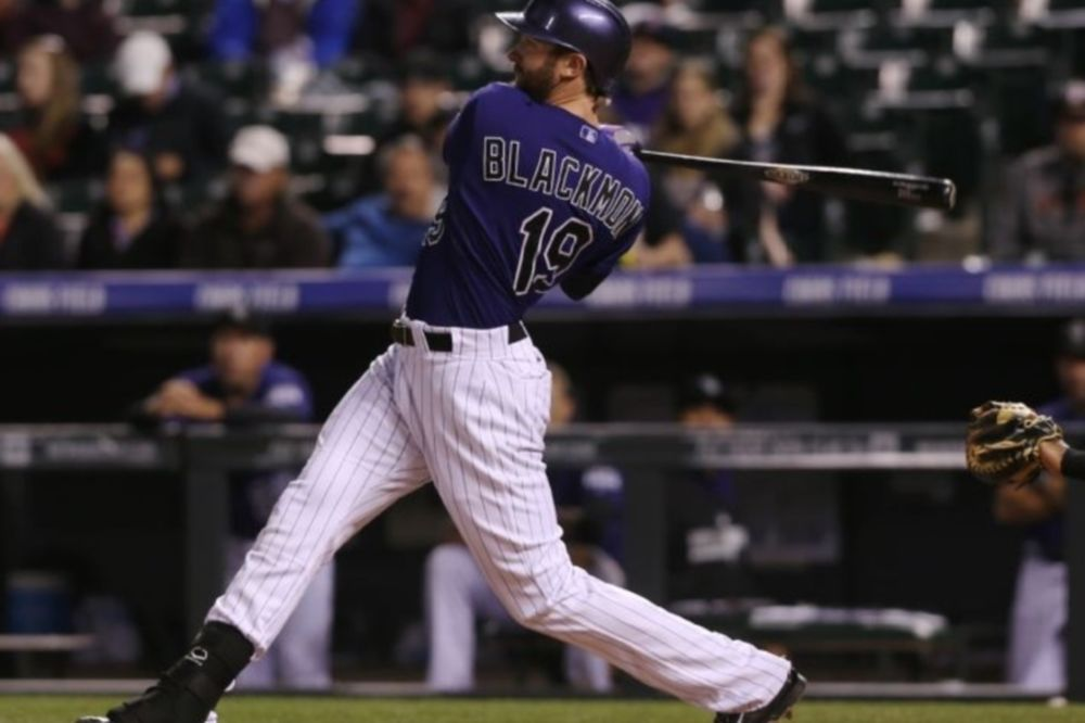 MLB: «Διπλός» Blackmon για Ρόκις (videos)