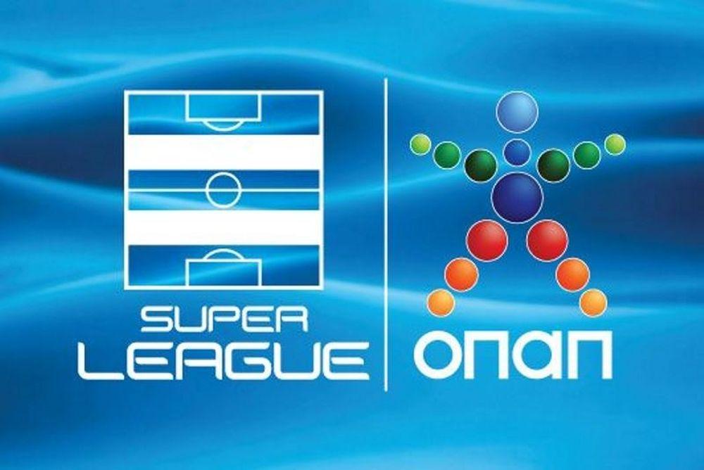 Super League: ΔΣ την Πέμπτη (24/4)