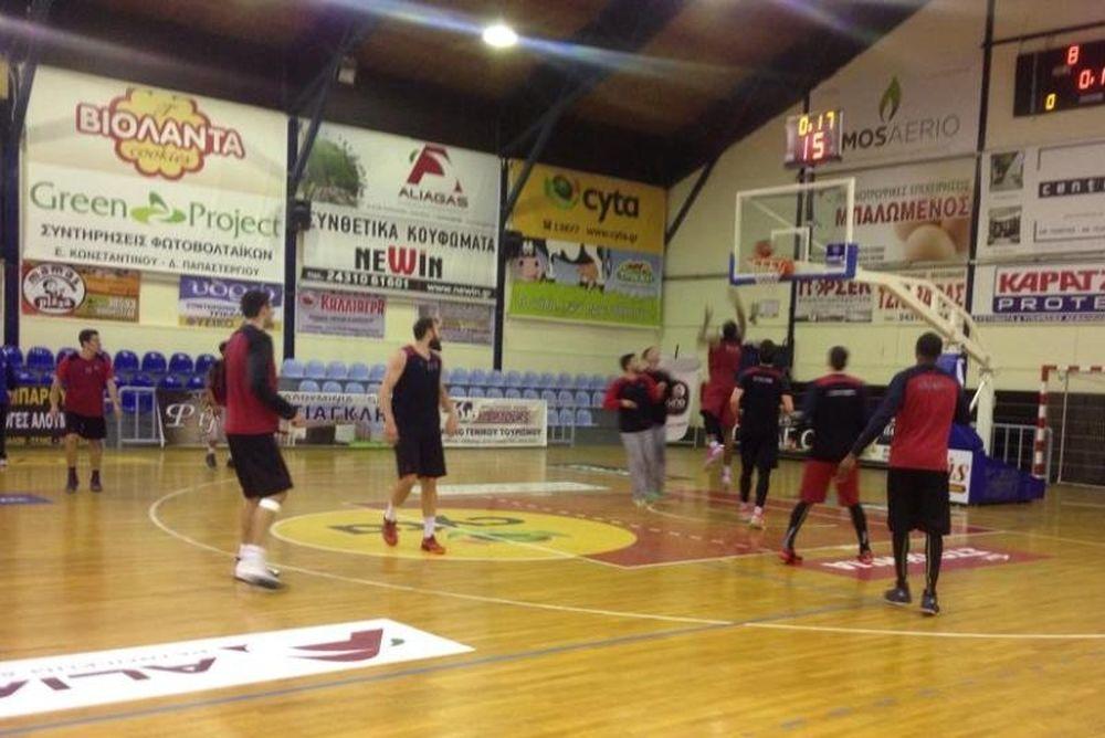 Τρίκαλα BC: Στις προπονήσεις και οι παίκτες και ο Γκρέιντζερ (video)